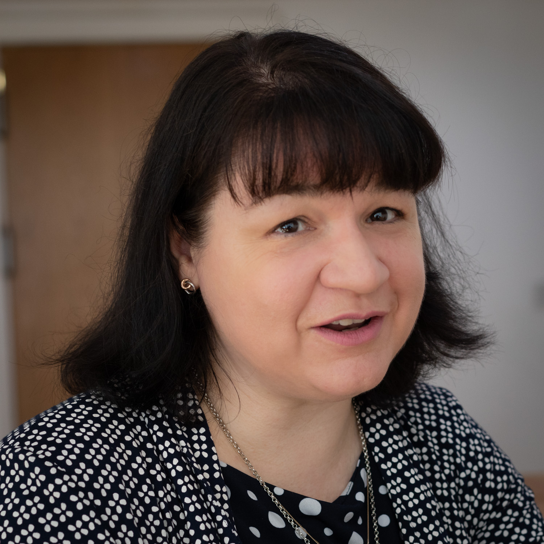 Kate Jenkinson at a natural light headshot session in Warrington