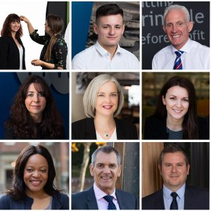 Headshots and profiles photographs for solicitors and accountants in Cheshire