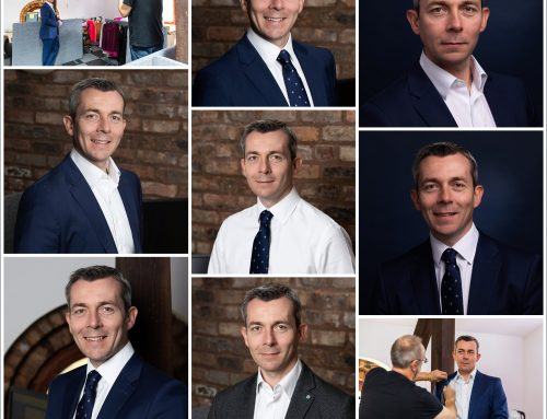 Corporate headshots and staff photos with Libertas Wealth Management